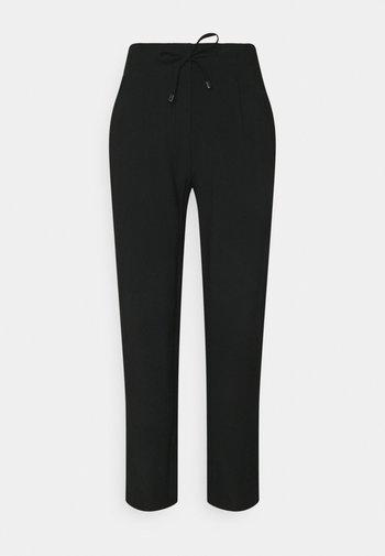 ONLAIA  STRING PANT - Trousers - black