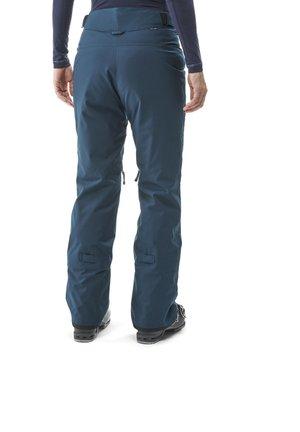 ATNA PEAK  W. - Pantalons outdoor - bleu marine