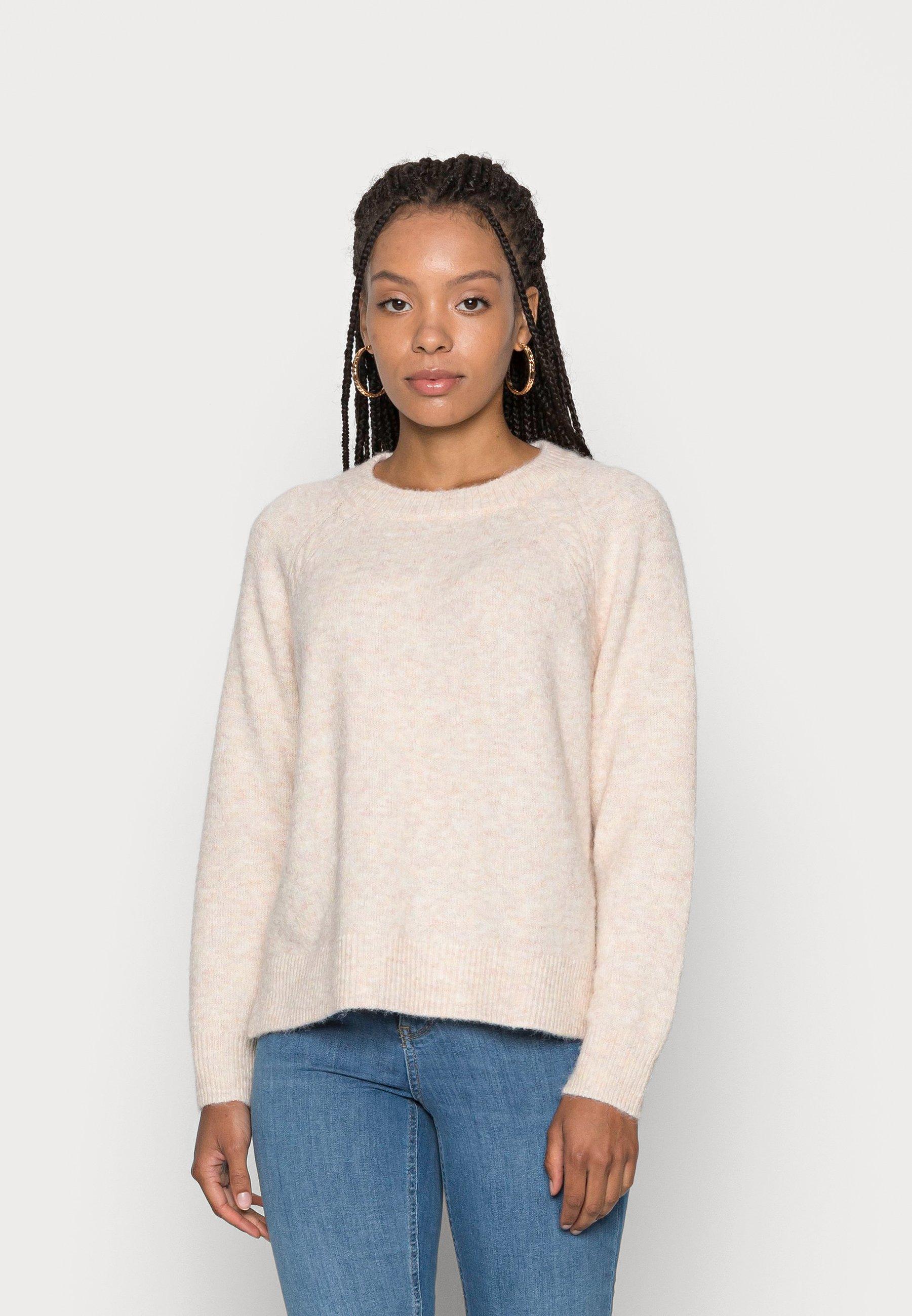 Femme ONLGABI LIFE O NECK - Pullover