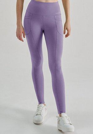SASHA - Leggings - Trousers - lila