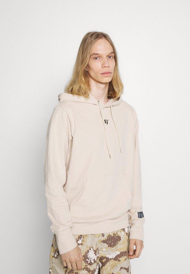 FOREST HOODIE - Sweatshirt - beige