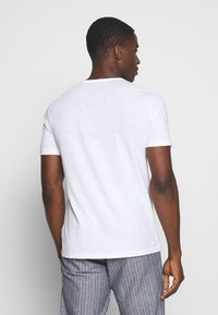Marc O'Polo - Print T-shirt - white/mood indigo - 2