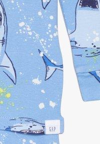 GAP - TODDLER BOY SET - Pijama - blue - 5