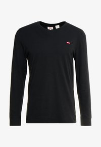 Levi's® - ORIGINAL TEE - Long sleeved top - black - 3