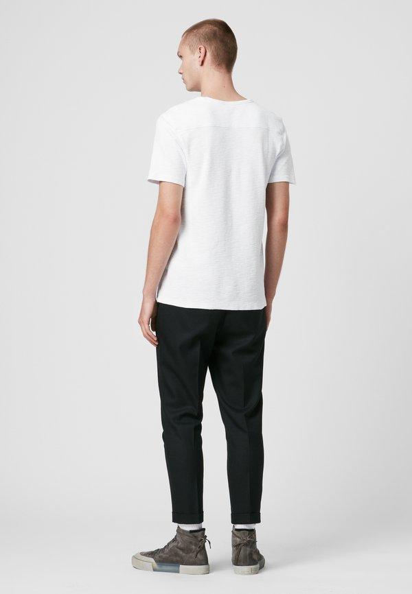 AllSaints MUSE - T-shirt basic - white/biały Odzież Męska GVXF