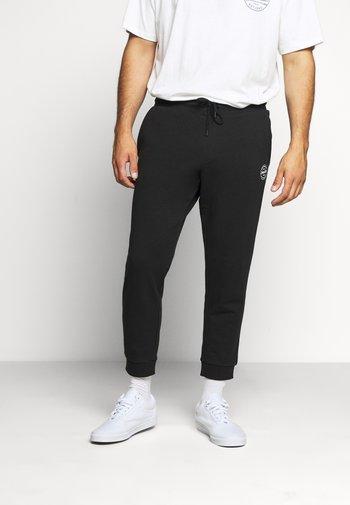 JJIGORDON JJSHARK PANT - Pantaloni sportivi - black
