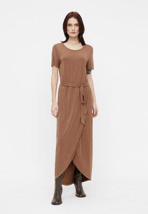 OBJANNIE NADIA - Jersey dress - partridge