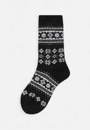 WINTER HOLIDAY   - Socks - black