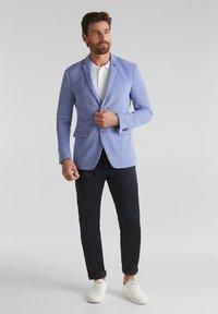 Esprit Collection - Blazer jacket - light blue - 1