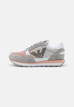 Trainers - ciment/rose/white