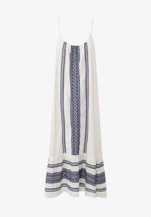 STRAPPY  - Denní šaty - white