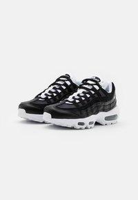 Nike Sportswear - AIR MAX 95 - Sneakers - black/white - 1