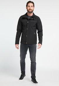 Schmuddelwedda - Outdoor jacket - black - 1