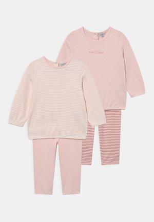 GIRL 2 PACK - Pyjama set - mauve morn