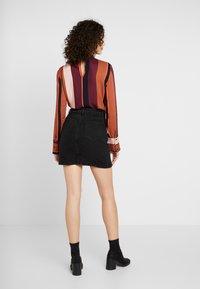 Object - Mini skirt - black - 2