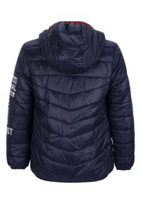 Cipo & Baxx - Winter jacket - dark blue - 1