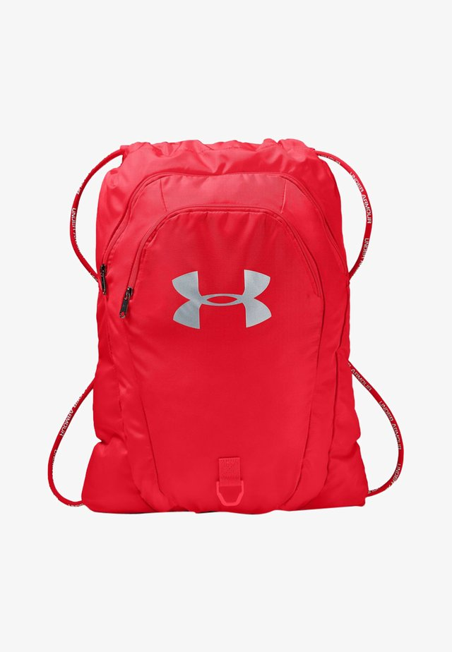 UNDENIABLE  - Drawstring sports bag - red