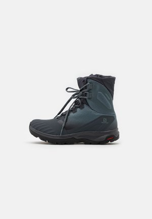 VAYA POWDER CSWP - Botas para la nieve - ebony/stormy weather/black