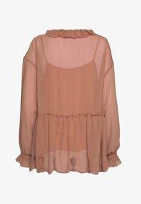 See by Chloé - Blouse - blushy brown - 1