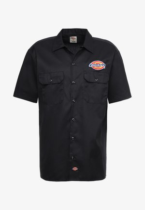 CLINTONDALE - Shirt - black