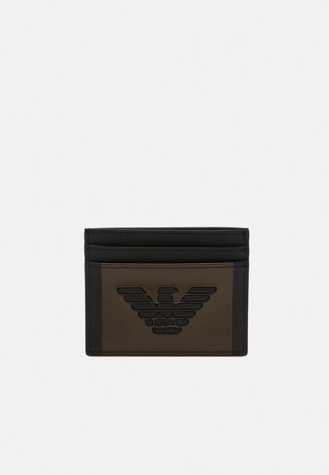UNISEX - Lompakko - black/bronze
