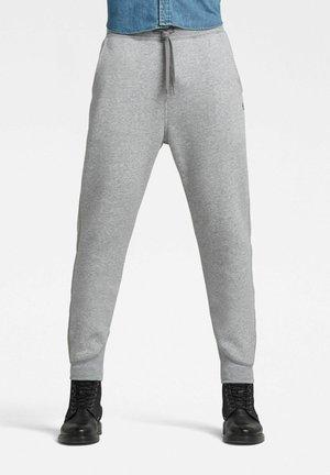 CORE TYPE - Tracksuit bottoms - grey htr