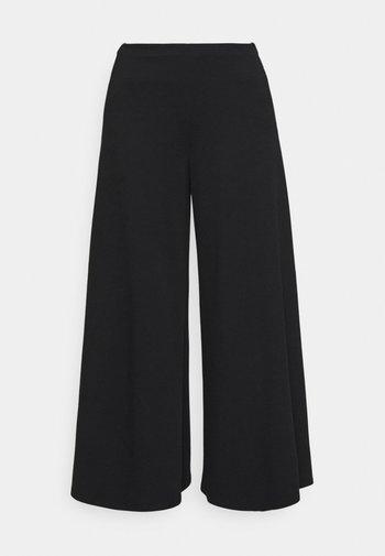 ESPERIA - Teplákové kalhoty - nero