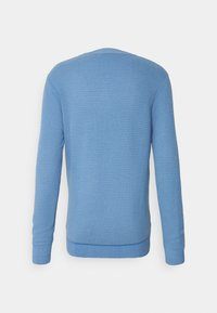 Scotch & Soda - CLASSIC  - Jumper - seaside blue melange - 1