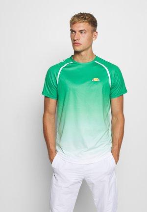 NOVALE - T-shirts print - green