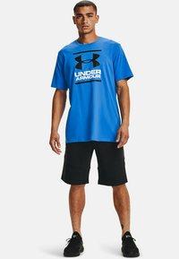 Under Armour - FOUNDATION - Print T-shirt - brilliant blue - 1