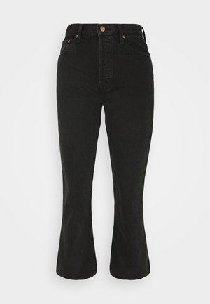 JOSIE - Skinny džíny - obsidian