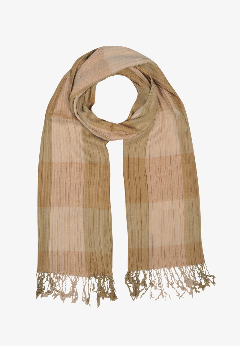 Silvio Tossi - Sjal / Tørklæder - beige
