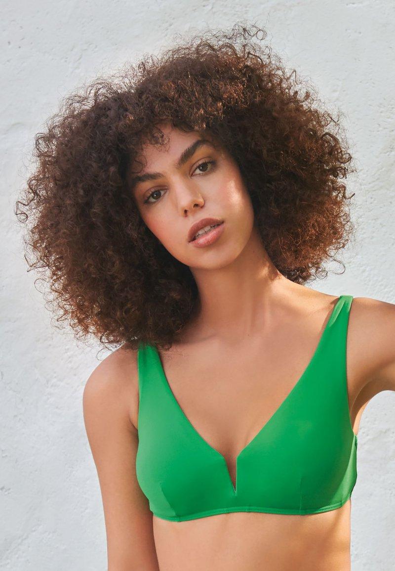 Next - Bikinitop - green
