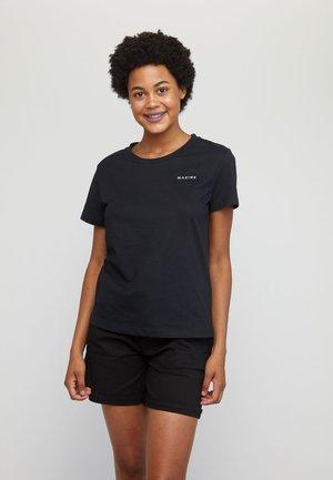 EMERY - Basic T-shirt - black