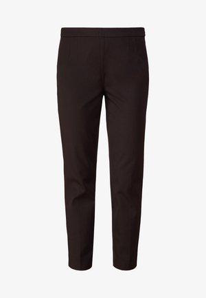 MARTIE  - Trousers - black