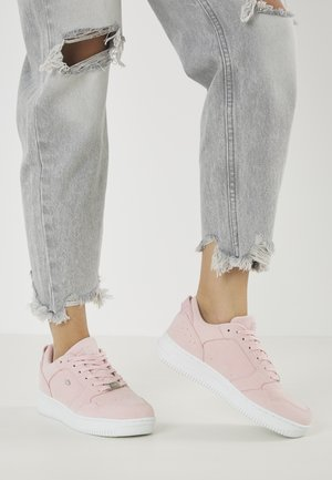 JUNE - Sneakers laag - soft pink