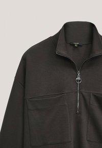 Massimo Dutti - Sweatshirt - dark grey - 2