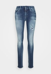 NEW LUZ - Jeans Skinny Fit - medium blue