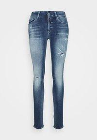 Replay - NEW LUZ - Jeans Skinny Fit - medium blue - 3
