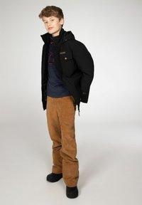 Protest - BRAVE JR  - Snowboard jacket - true black - 3