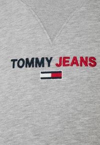 Tommy Jeans - LINEAR LOGO CREW - Sweatshirt - grey - 5