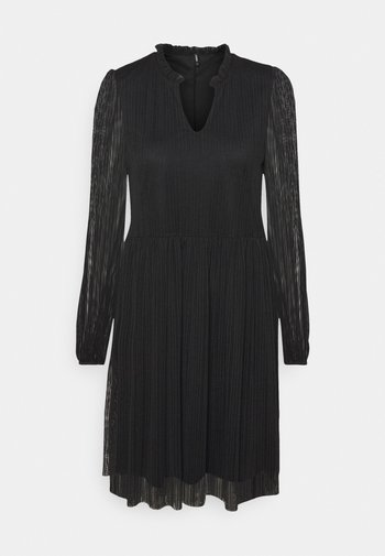 ONLNALLIE DRESS - Cocktail dress / Party dress - black
