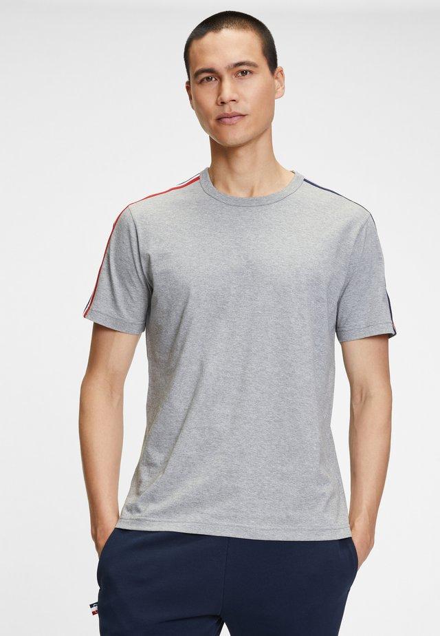 T-shirt imprimé - heather grey