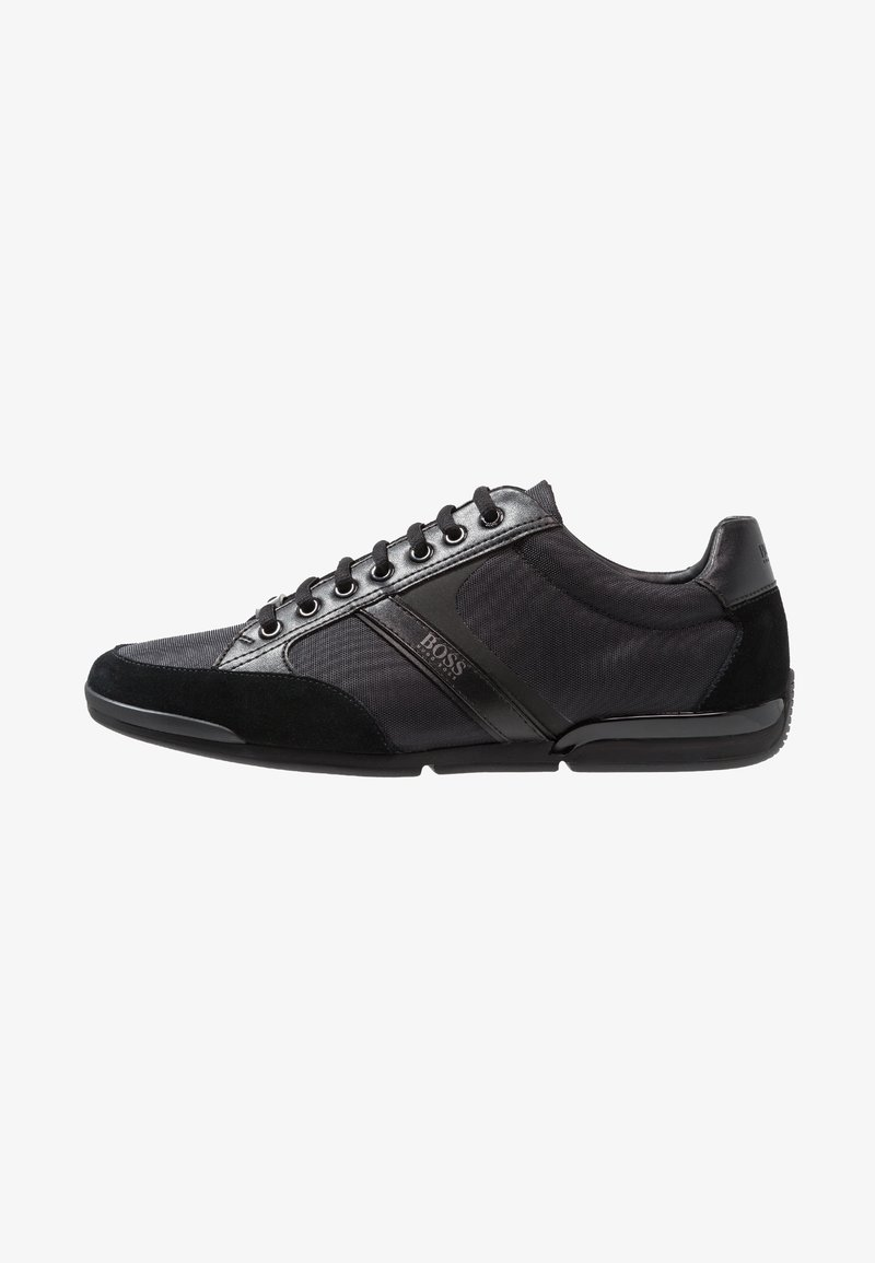 BOSS - SATURN LOWP MX - Sneakers - black