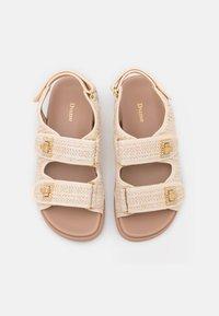Dune London - LOCKSTOCKK - Sandals - natural - 5