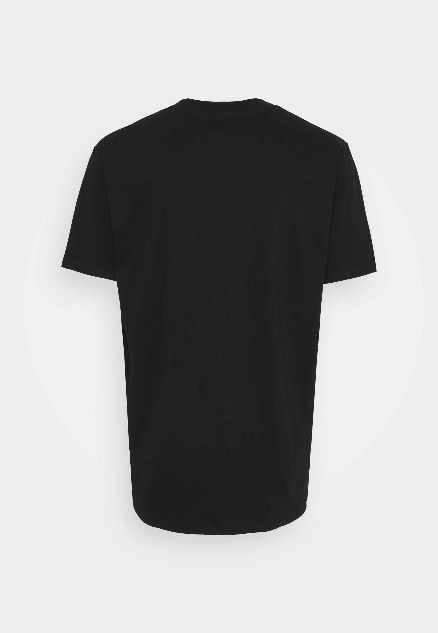 Night Addict Glitter - T-shirt Print Black