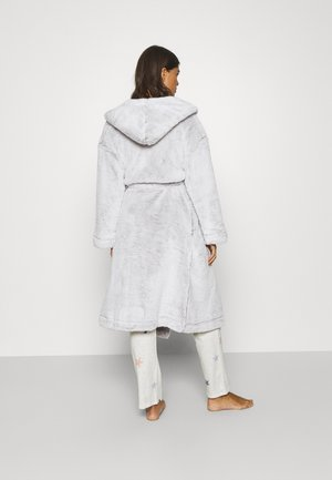 HOOD - Dressing gown - grey mix