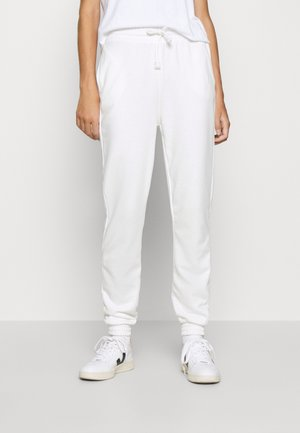 ABIGAIL - Tracksuit bottoms - off-white