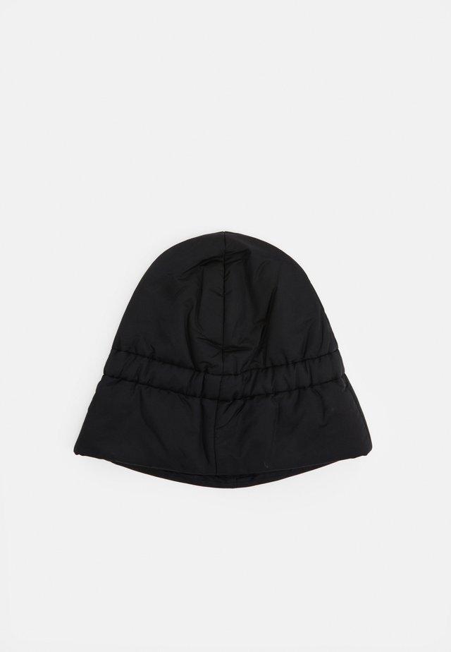 PADDED BEANIE UNISEX - Bonnet - black