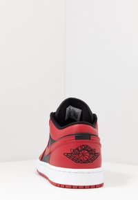Jordan - AIR 1 - Trainers - gym red/black/white - 3